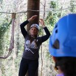 High Ropes Course - Practice Area