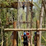High Ropes Course - Entry Net